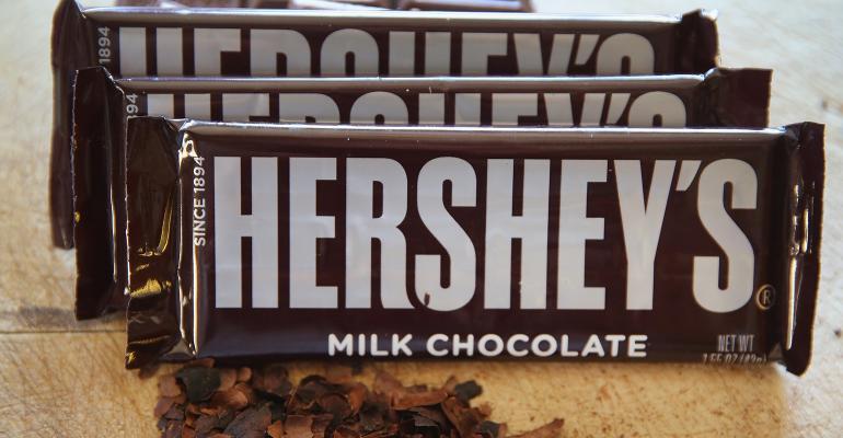 Hershey Getty