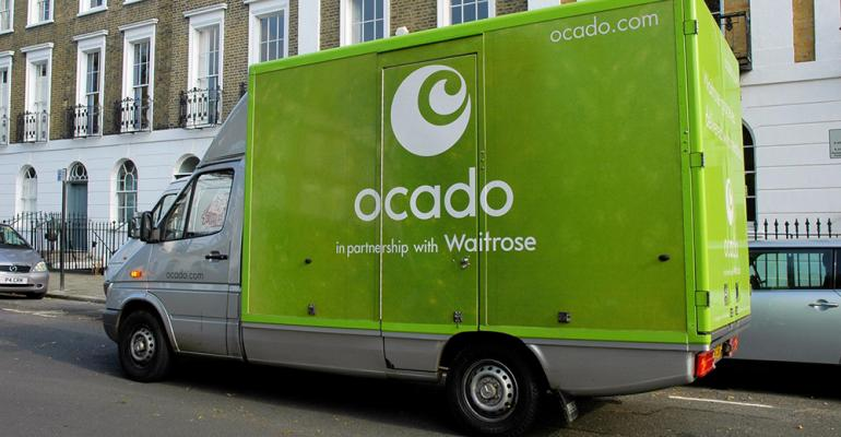 Ocado partners with USA  retail giant Kroger