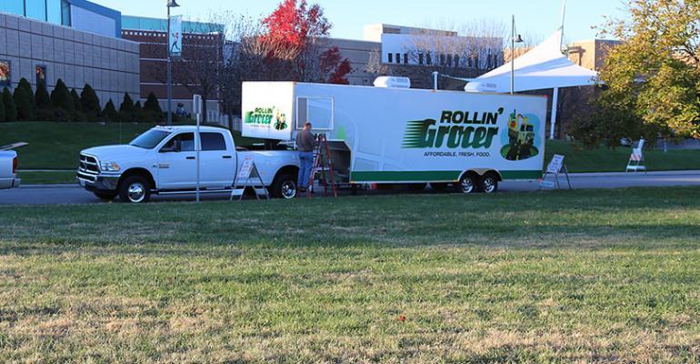Rollin Grocer Truck