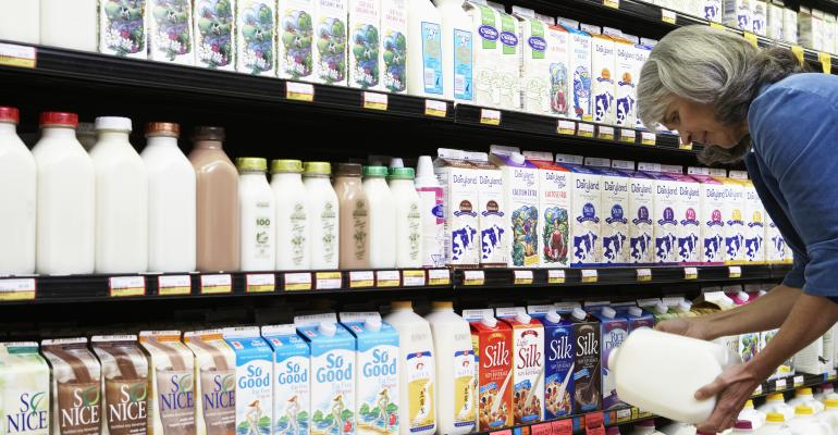 Dairy alternatives on the rise