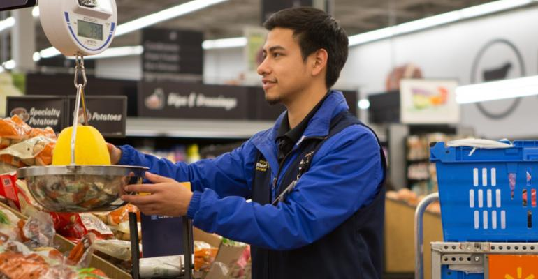 Walmart adds Postmates to its online grocery delivery service