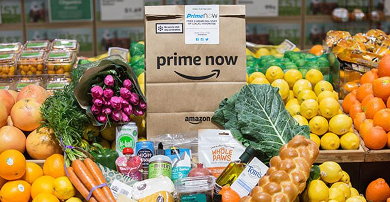Whole Foods, Amazon launch free, two-hour grocery delivery in LA