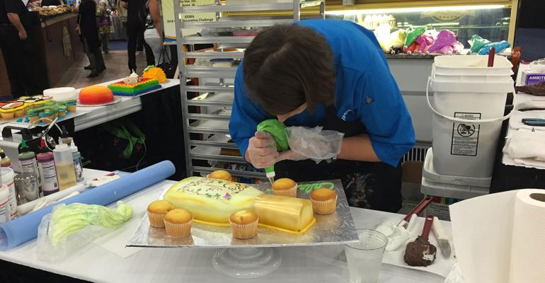 Gallery: Creative confections from IDDBA's Cake Decorating Challenge