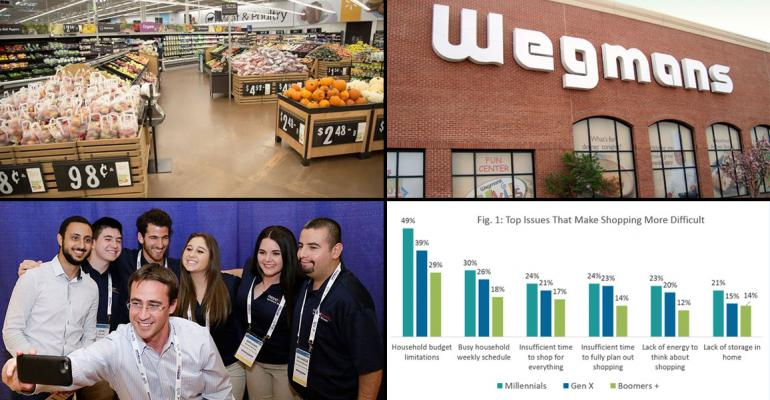 Gallery: Walmart's 'Fresh Angle,' Ahold's Wegmans goal and more trending stories