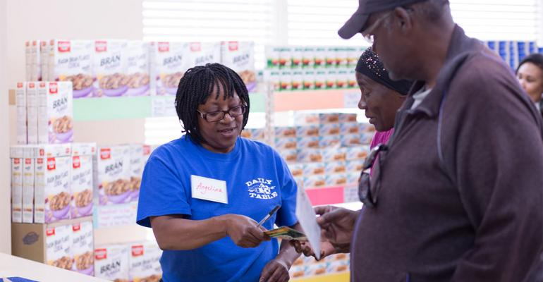 Gallery: Doug Rauch's not-for-profit Daily Table supermarket opens