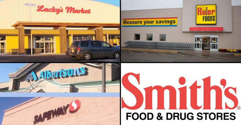 Gallery: Kroger's Lucky strike, Albertsons rebrands own lines and more trending stories