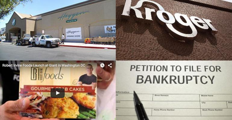 Gallery: Haggen files Chapter 11, Kroger promotes 6 and more trending stories