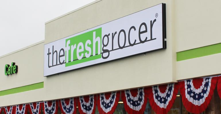 Gallery: The Fresh Grocer opens new store