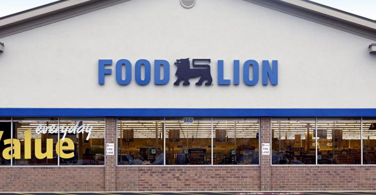 Gallery: A 'Timelion' of Food Lion designs