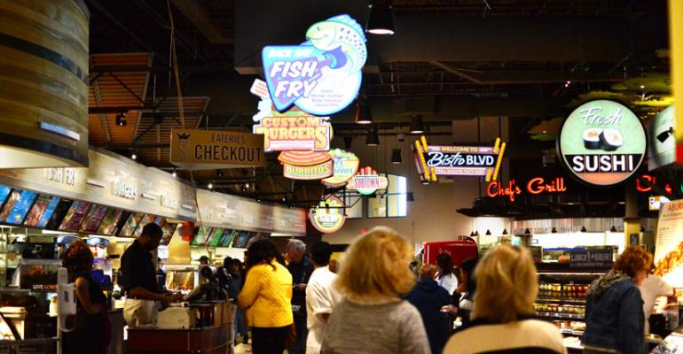 Gallery: Foodservice at Price Chopper's Market Bistro (part 1)
