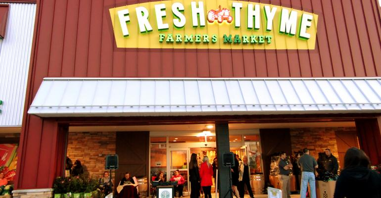 Gallery: Inside Fresh Thyme's new stores