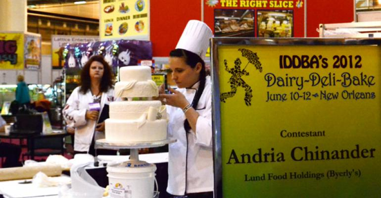 Confectionery Contest: IDDBA Cake Challenge