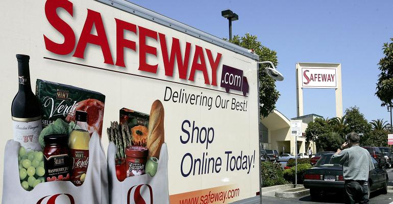 Delivery pricing policy costs Safeway Inc 42M Supermarket News