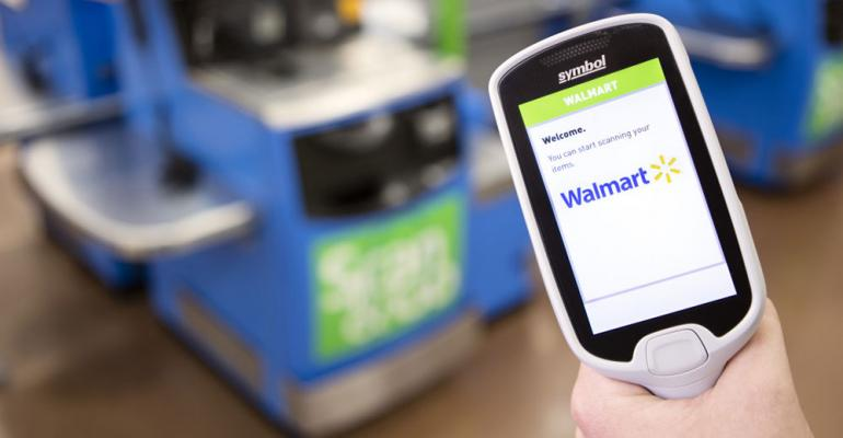 Wal-Mart Expands Scan & Go To Dallas-Fort Worth, Nashville