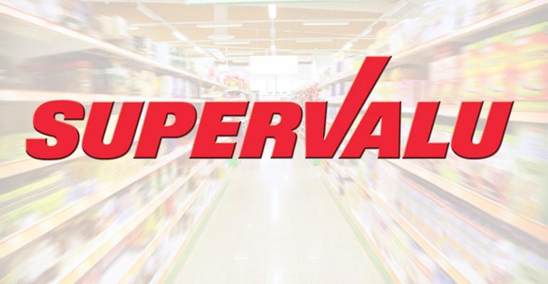 Supervalu sees uptick in wholesale sales; retail sales down