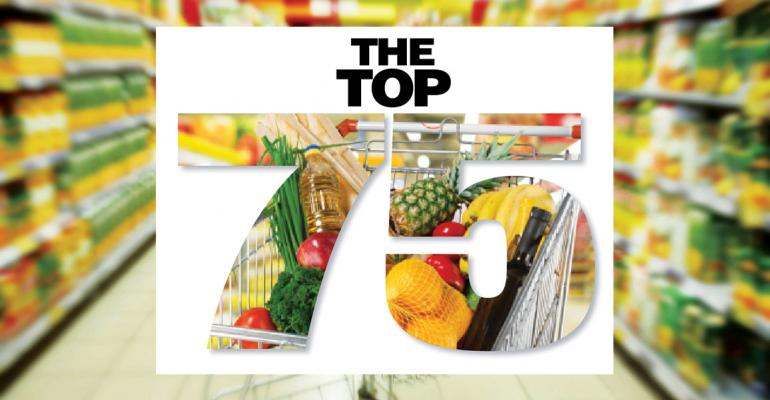2016 Top 75: Consolidation transforms food retailing