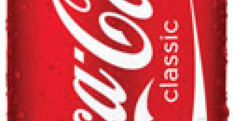 Coke's Carbonated Footprint