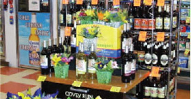 Super Bowl of Flower Merchandising