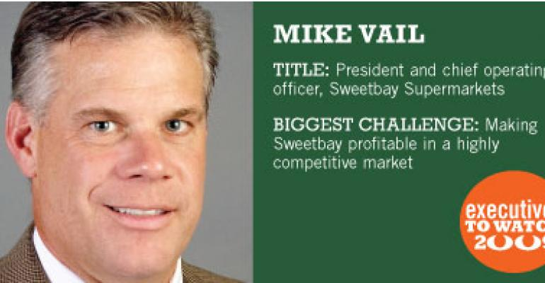 Vail Seeks to Guide Sweetbay to Long-Term Success