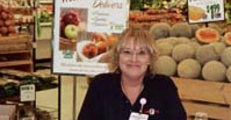 Spring Fling Showcases Produce, Store Brands