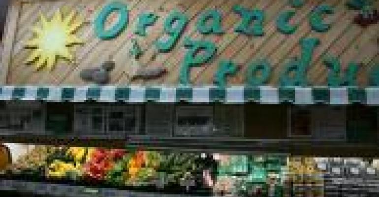 Organic Sales Still Up in 2008