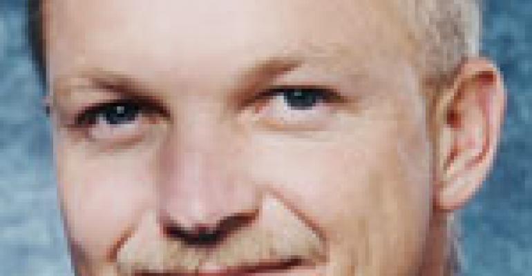 Stater Names Harris Finance VP