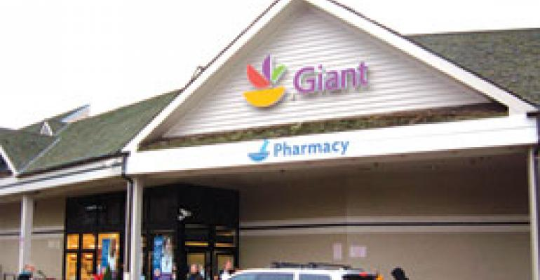 Stop & Shop, Giant-Landover Facing the Competition