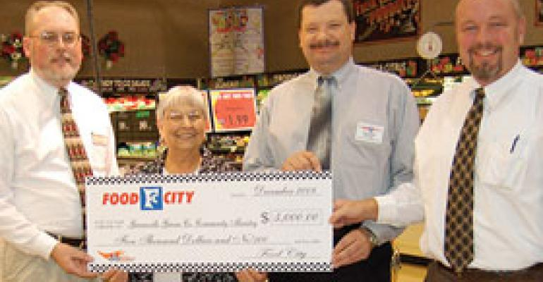 Retailers Support Local Charities With Food For All
