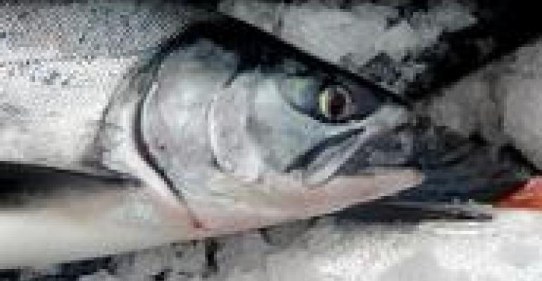Target to Source Only Wild-Caught Salmon