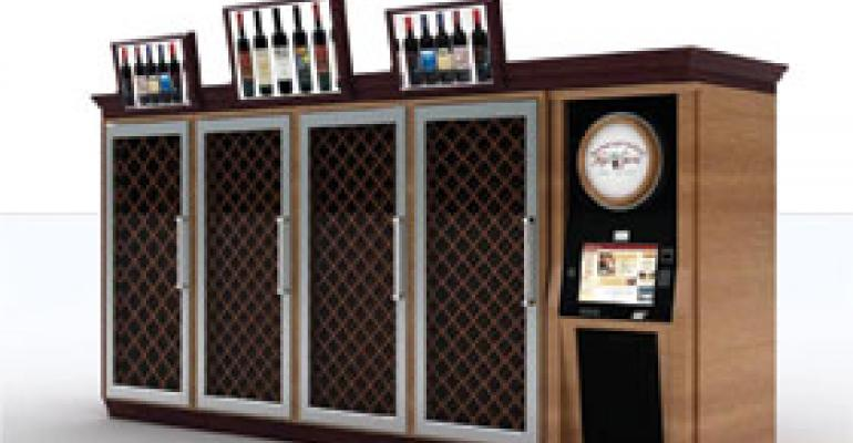 Wegmans, Giant Test Wine Kiosks in Pennsylvania