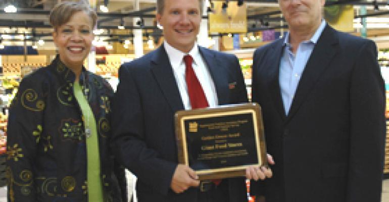 Giant-Carlisle Receives SNAP Award