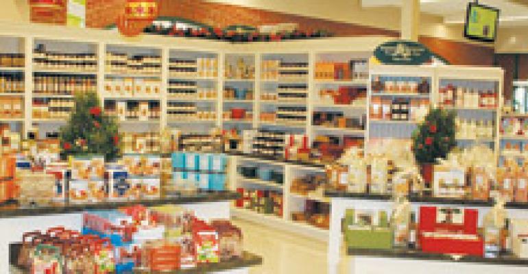 Supermarket Veteran Freshens Up Landmark Store