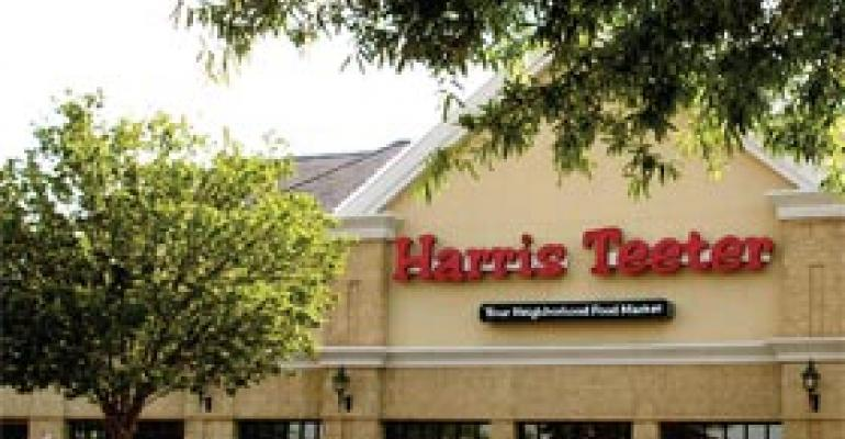 Harris Teeter Pres. Sees Inflation: Report