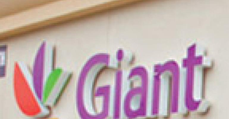 Giant Food Launches Mobile App