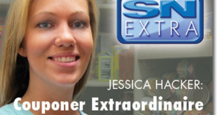 Jessica Hacker: Couponer Extraordinaire