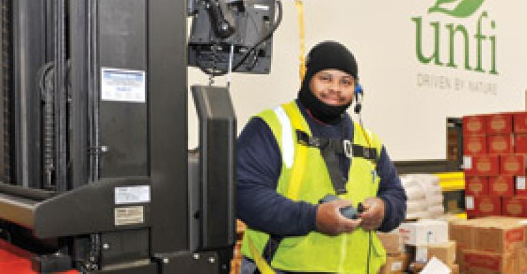 UNFI Seeks Labor Efficiencies