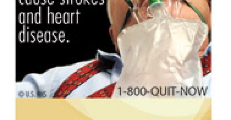 FDA Issues New Cigarette Warnings