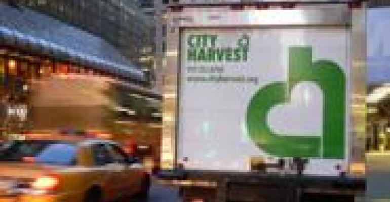 Saving Food the City Harvest Way