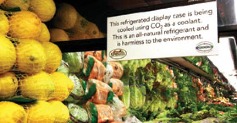 Sprouts Rolls Out Green Refrigeration Technology