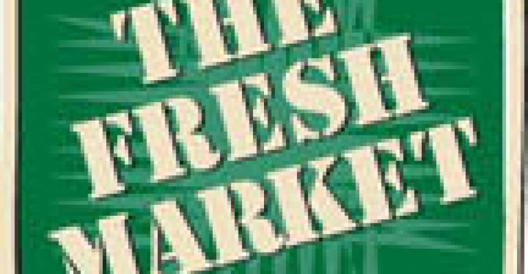 Profits Up at The Fresh Market