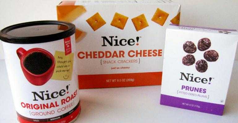 Walgreens' Nice! Extends Food Offering