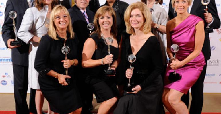 Executives Receive Diversity Award