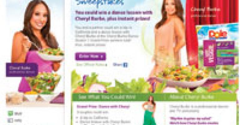 Integrated Marketing: Dole Fresh Vegetables