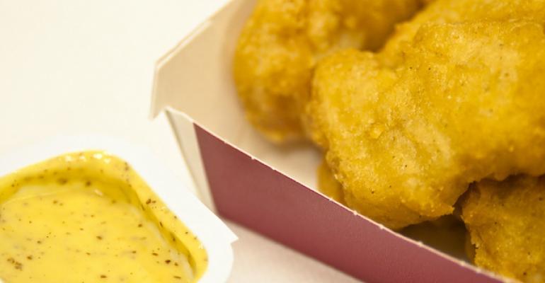 Chicken Nugget Junkie