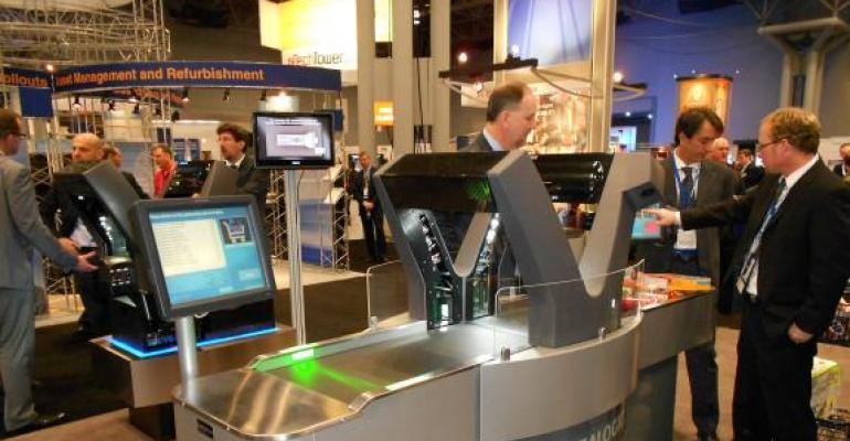 NRF: New Self-Checkout Technology