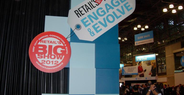 NRF: Retail Sales Seen Rising 3.4% in 2012