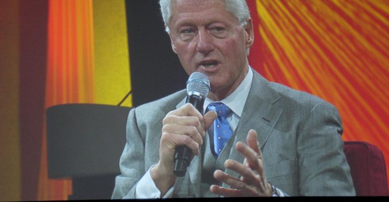 NRF: Clinton Finds Common Ground With Retailers