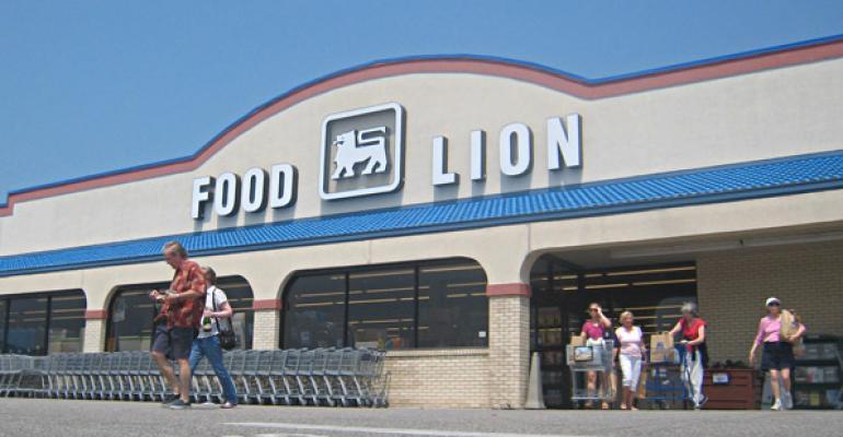 Food Lion Redraws Its Footprint