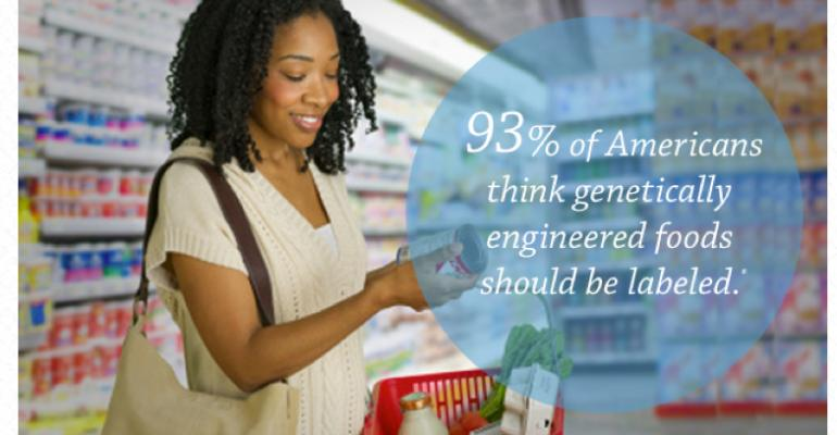 Non-GMO Shoppers Say: Just Label It