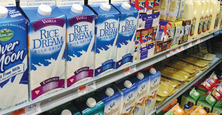 Conventional Milk Sales Losing Ground